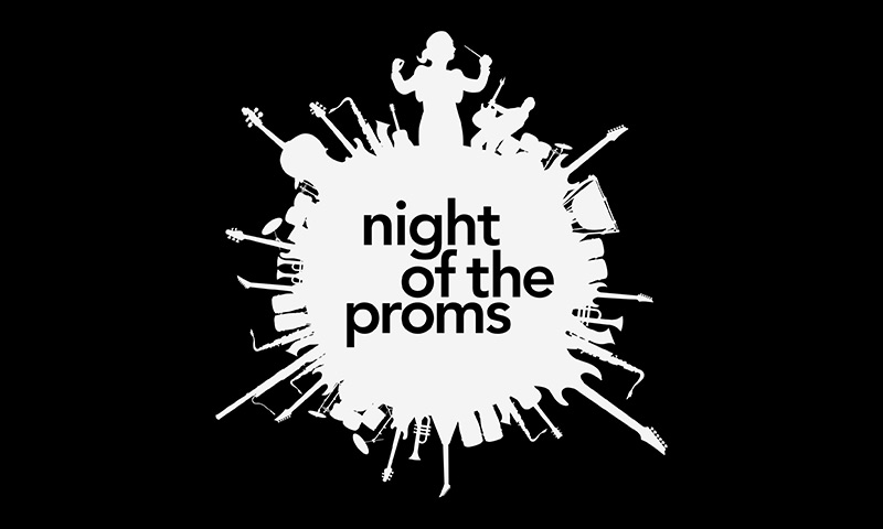 Night of the Proms Dezember Music John Miles P.S.E. Germany Alexandra Arrieche Antwerp Philharmonic Orchestra